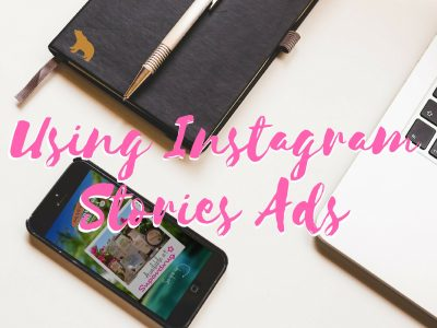 Using Instagram Stories Ads