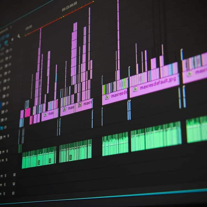 Post-production. The final step in the video production process
