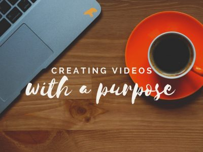 Creating Videos with a Purpose