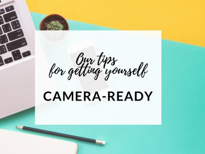 Being interviewed? How to get camera ready.
