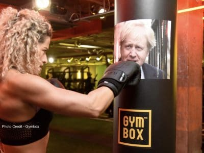 BrexFit at Gymbox