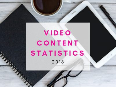 Some mind-blowing video marketing statistics