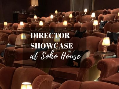 A private screening with our new roster of talent