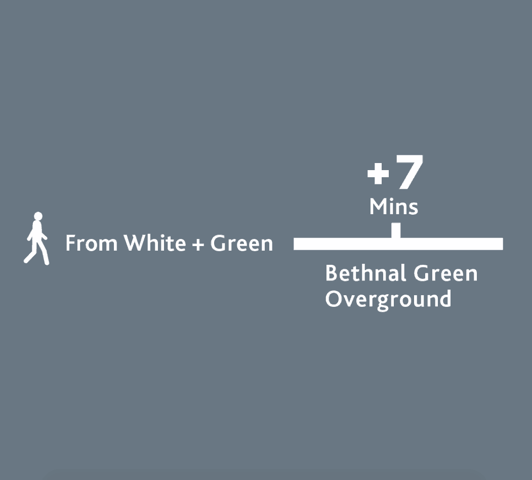 White and Green Property 1