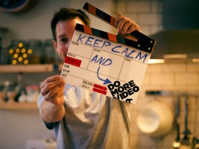 Keep Calm and Do More Video